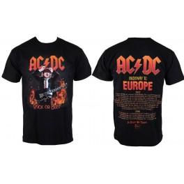 AC/DC - Angus Highway To Europe - TS