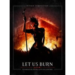 WITHIN TEMPTATION - Let Us Burn - 2-CD