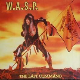 W.A.S.P. (WASP) - The Last Command - Color LP