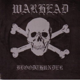 WARHEAD - Bloodthunder - CD