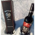 MOTORHEAD - Shiraz - Vin Rouge 75cl + Coffret