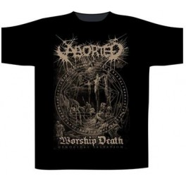 ABORTED - Worship Death - TS