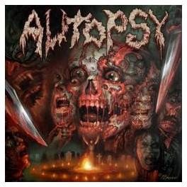 AUTOPSY - The Headless Ritual - CD