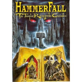 HAMMERFALL - The Templar Renegade Crusades - DVD
