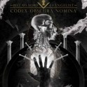 BLUT AUS NORD / AEVANGELIST - Codex Obscura Nomina - Split CD Digi