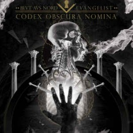 BLUT AUS NORD / AEVANGELIST - Codex Obscura Nomina - Split CD Digi