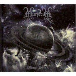 MYSTICUM - Planet Satan - CD Digibook