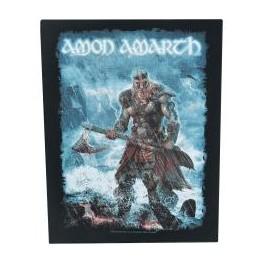 AMON AMARTH - Jomsviking - Dossard