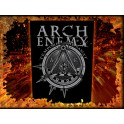 ARCH ENEMY - Tempore Nihil Sanat - Backpatch