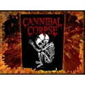 CANNIBAL CORPSE - Foetus - Dossard