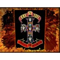 GUNS N' ROSES - Appetite for destruction - Backpatch