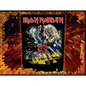 IRON MAIDEN - The Number Of The Beast - Dossard
