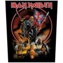 IRON MAIDEN - Maiden England - Dossard