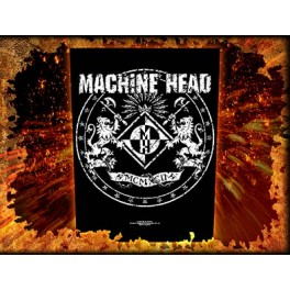 MACHINE HEAD - Crest - Dossard