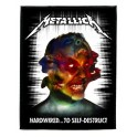 METALLICA - Hardwired... To Self-Destruct - Backpatch
