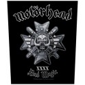 MOTORHEAD - Bad Magic - Dossard