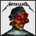 Patch METALLICA - Hardwired... To Self-Destruct