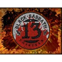 Patch BLACK SABBATH - 13