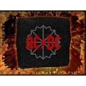 AC/DC - Black Ice - Bracelet Eponge