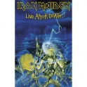 IRON MAIDEN - Live After Death - Drapeau