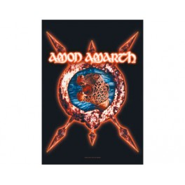 AMON AMARTH - Ship - Drapeau