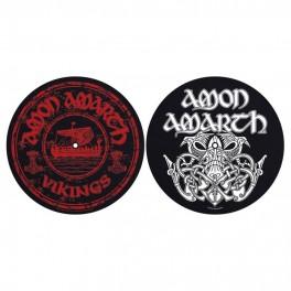 AMON AMARTH - Viking - Tapis de Platine