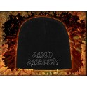 AMON AMARTH - White Logo - Bonnet