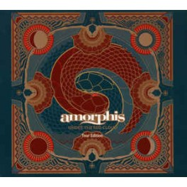 AMORPHIS - Under The Red Cloud Tour Edition - 2-CD Digi