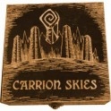 FEN - Carrion Skies - CD BOX en bois Limité