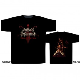 ARKHON INFAUSTUS - Hell Injection - TS