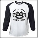 FIVE FINGER DEATH PUNCH - Punch Knuckles - LS Raglan