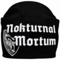 NOKTURNAL MORTUM - Logo - Bonnet