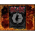 AC/DC - Back Ice - Backpatch