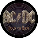 AC/DC - Rock Or Bust - Dossard