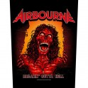 AIRBOURNE - Breakin' Outta Hell - Dossard