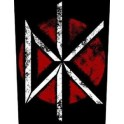 DEAD KENNEDYS - Vintage Logo - Backpatch
