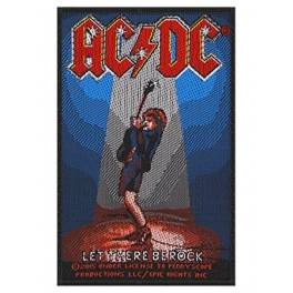 Patch AC/DC - Let there be rock