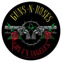 Patch GUNS N' ROSES - Los F'n Angeles
