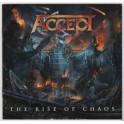 ACCEPT - The Rise Of Chaos - CD Digi