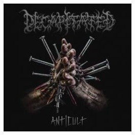DECAPITATED - Anticult - CD