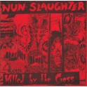 "NUNSLAUGHTER - Killed By The Cross - 7""Ep Occasion Rouge"