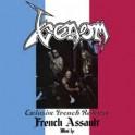 VENOM - French Assault - Splatter LP