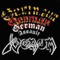 VENOM - German Assault - Splatter LP