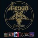 VENOM - Assault ! - Box 6-CD