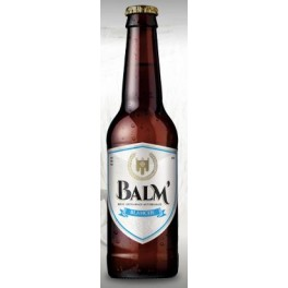 Bière Blanche BALM' 33cl