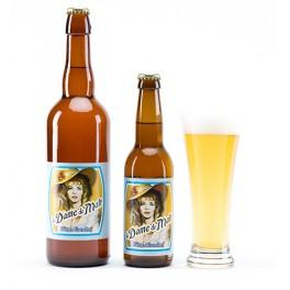 Bière Blanche La Dame de Malt 33cl