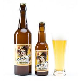 Bière Blonde Bio La Dame de Malt 33cl