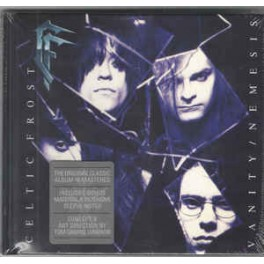 CELTIC FROST - Vanity/Nemesis - CD Digibook