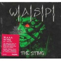 W.A.S.P - The Sting - CD + DVD Digibook