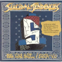 SUICIDAL TENDENCIES - Controlled By Hatred/Feel Like Shit...Deja-Vu - CD